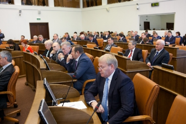 Доходы и расходы бюджета Красноярского края выросли на 6,9 млрд руб