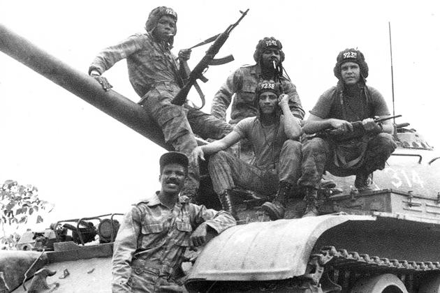 Представитель Пентагона: кубинские военные воюют в Сирии на стороне Асада
