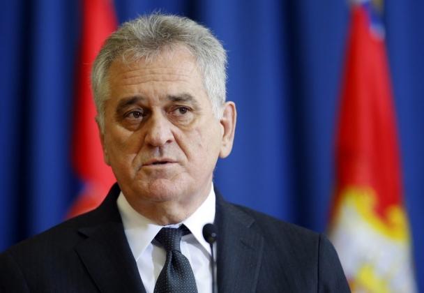 Томислав Николич—  президент Сербии
