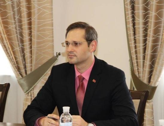 И.о. главы МИД Приднестровья провел встречи в Госдуме и Совфеде РФ
