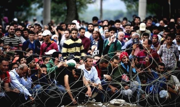 Эстония обвинила Россию в массовом наплыве беженцев в Евросоюз