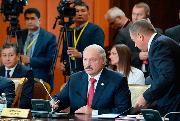 Иллюстрация: пресс-служба президента Белоруссии