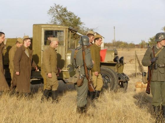 В Волгограде напомнили об ужасах жизни пленных лагеря «Дулаг 205»