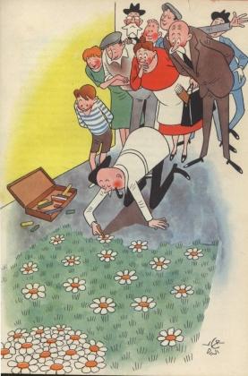Поль Вердини. Иллюстрации к «Джельсомино в Стране лжецов»