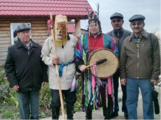 Обряд поклонения эротическому божеству: обзор СМИ Алтайского края