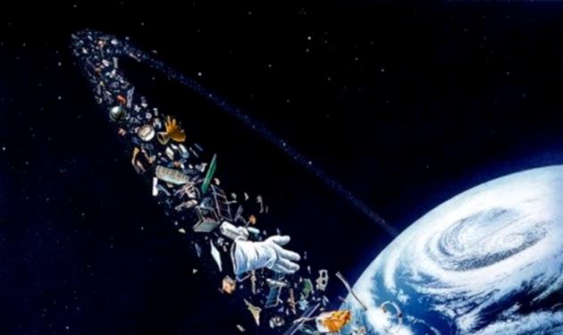 Космический объект упадет на Землю в пятницу, 13-го