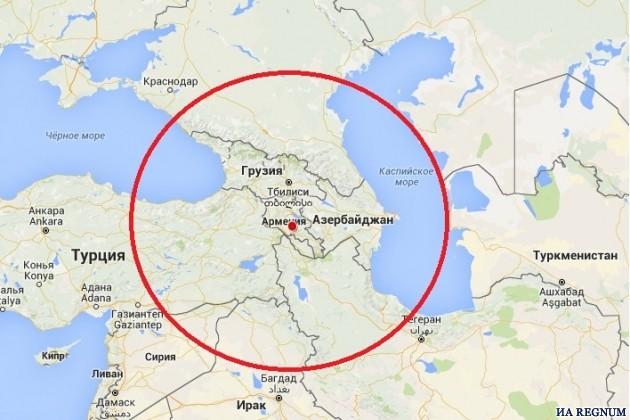 Военная база РФ в Армении