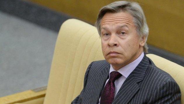Пушков посоветовал Порошенко отстаивать Львов