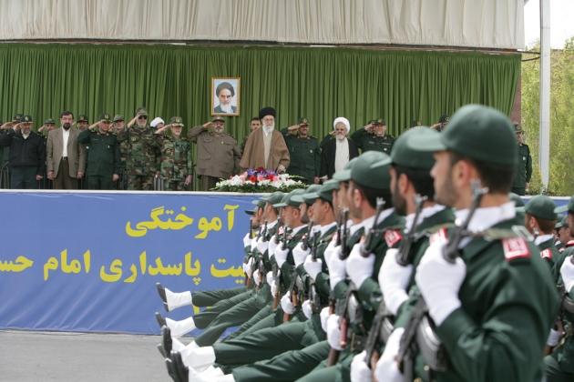 Кирилл Джавлах  - Иран: если Россия не защитит Сирию от терроризма, ИГИЛ прорвется на Кавказ - ИА REGNUM