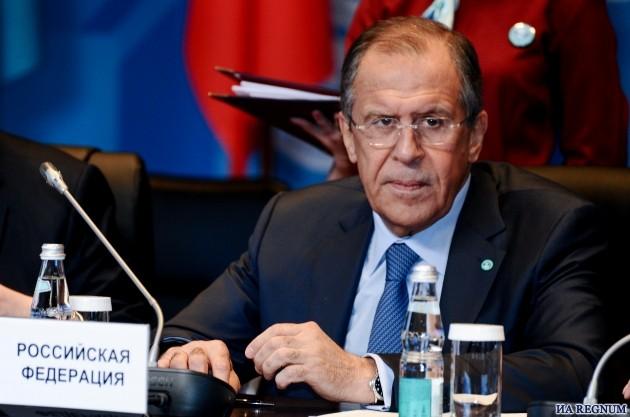 Лавров: Поддержка Русского мира— внешнеполитический приоритет РФ