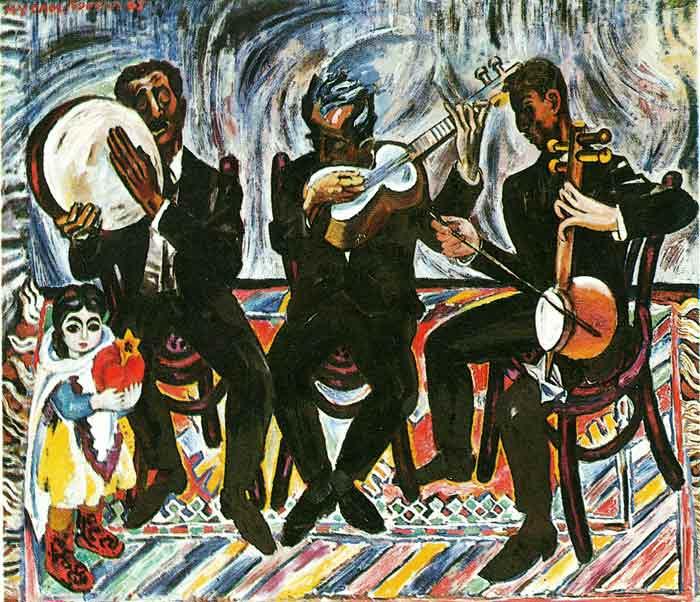 Тогрул Нариманбеков. «Мугам». Баку, 1966 год