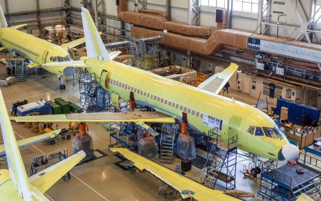 Египет может приобрести дополнительную партию лайнеров SuperJet 100