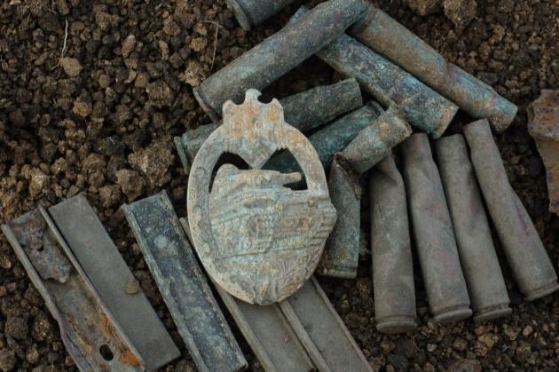 Поиск по войне клад царских монет