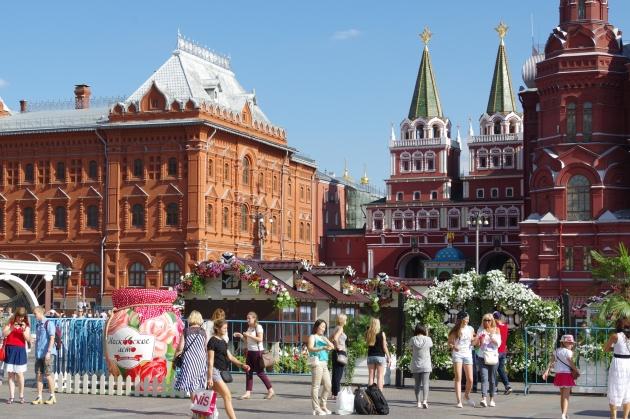 Москвичей призывают не поддаваться панике