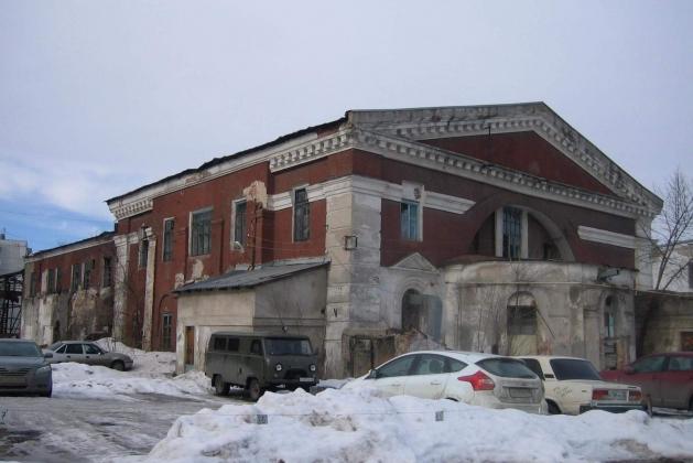 В Воронеже старинный храм оказался под угрозой уничтожения – по закону