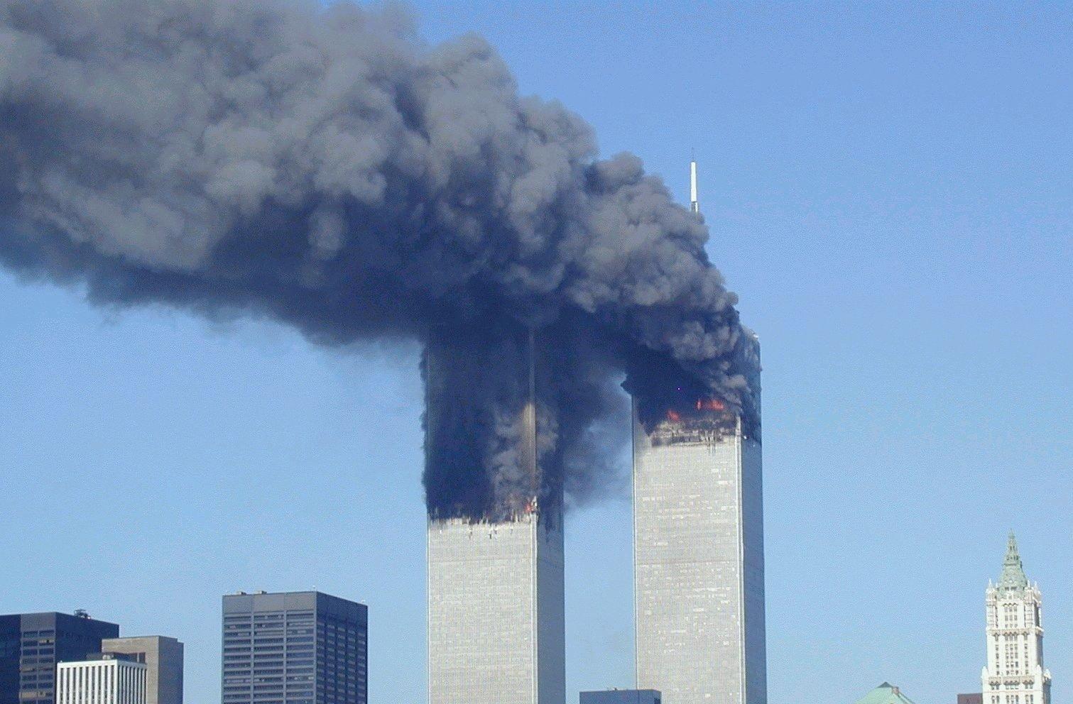 Башни близнецы картинки трагедии
