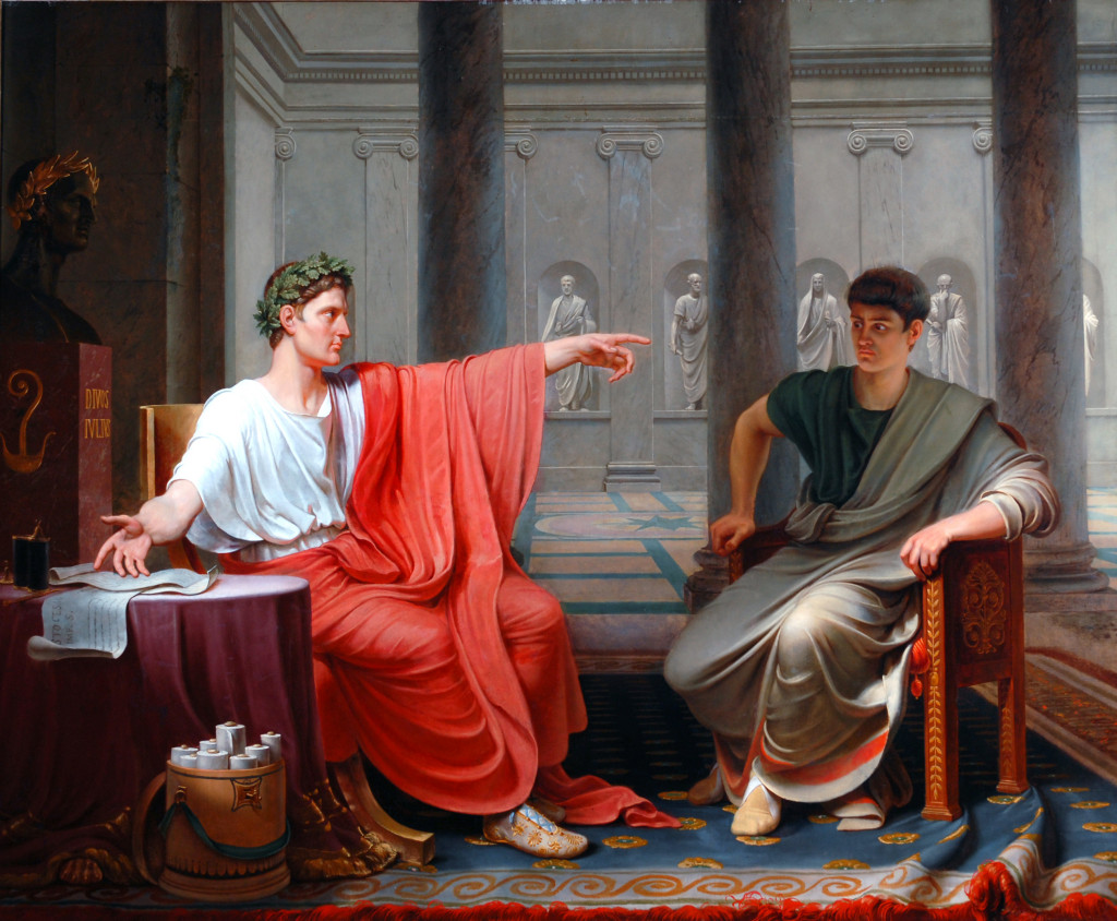 the women in the life of julius caesar The first triumvirate and julius caesar the end of the republic - caesar's political life.