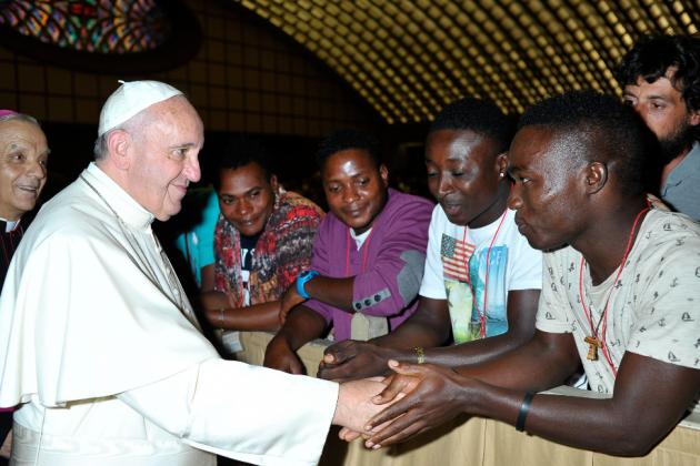 Папа Франциск считает жизненно важным диалог христиан с мусульманами