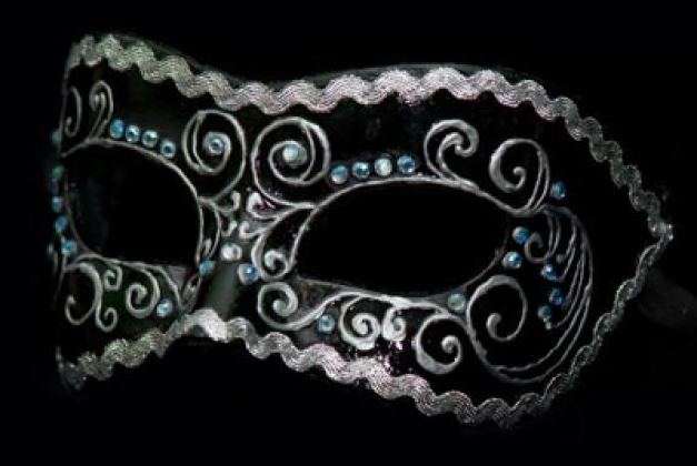 Черная маска сделать своими