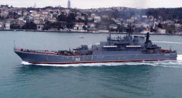 Турция перестала пускать российские суда через Босфор— СМИ - ИА REGNUM