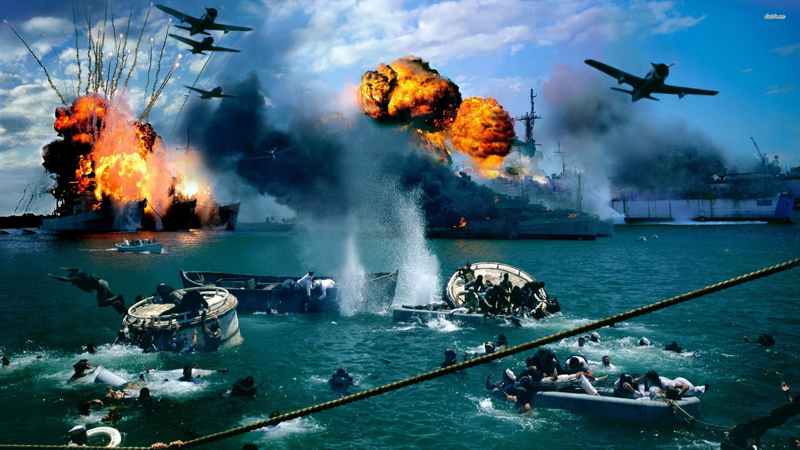 an analysis of the attack on the pearl harbor naval base by the japanese army