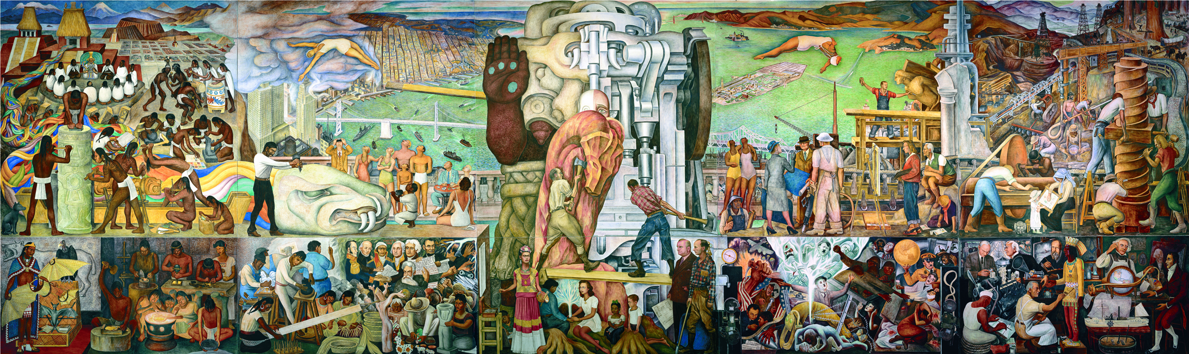 an introduction to the life of diego rivera one of modern mexicos original painters Along with diego rivera and josé clemente orozco, he established mexicanmore 9 kat von d kat von d, best known as kat von d, is a mexican-born american tattoo artist, model, musician and television personality.