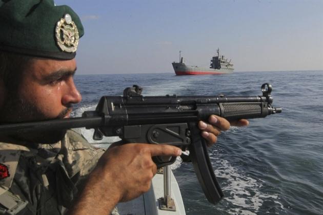 Турция выталкивает Иран в Азию