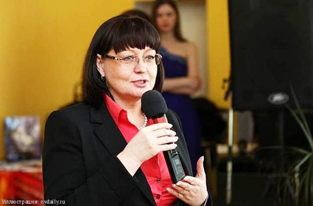 Марина Беспалова восстановлена в партии «Единая Россия»