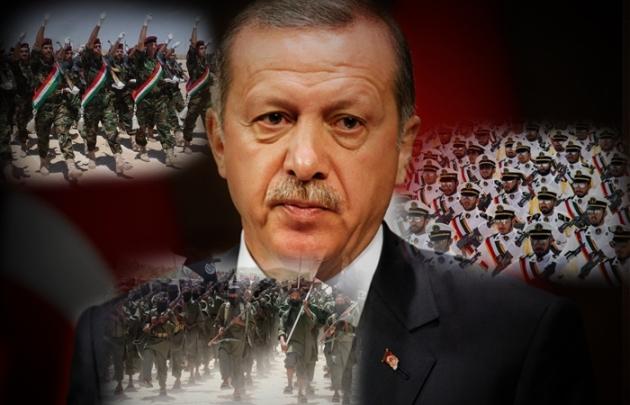 Турция идет на обострение с Ираком и Ираном