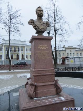 Памятники в центре ярославля цены на памятники липецк к Северск