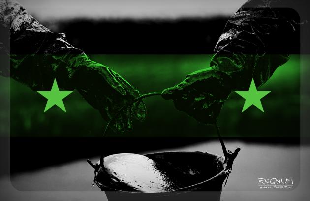Добыча нефти в Сирии: кому выгодно текущее положение дел?