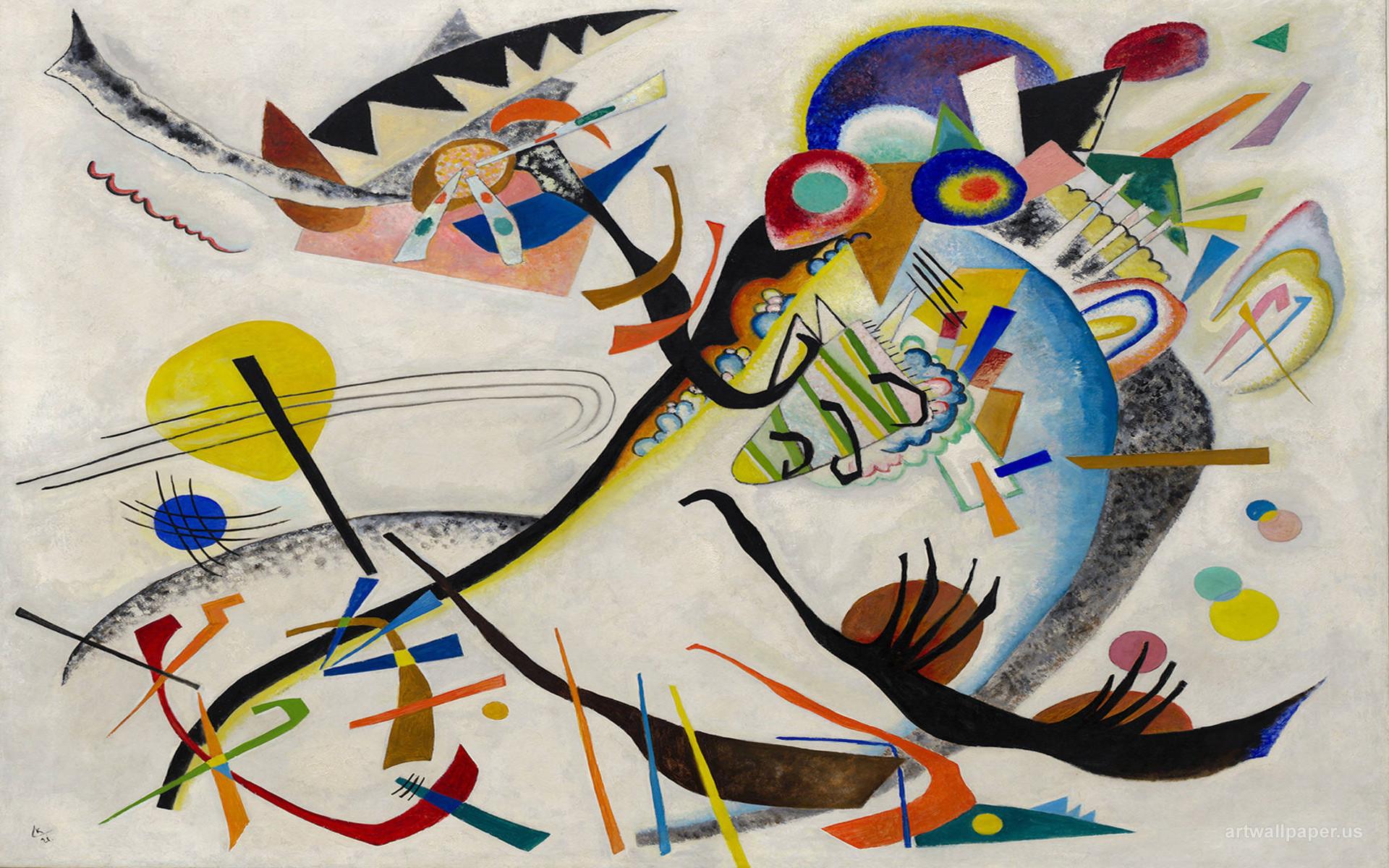 kandinsky paintings names - HD1920×1200