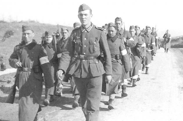 Крымские татары на службе у немцев в годы Великой Отечественной войны