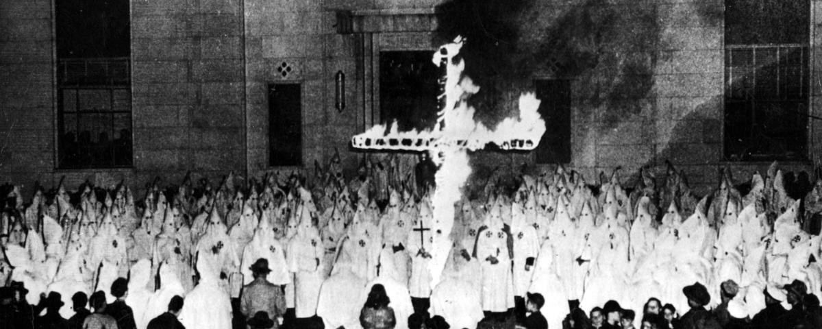 ku klux klan a history of violence and manipulation Ku klux klan in canada a klan cross-burning ceremony in although distancing itself from the violence perpetrated by the ku klux klan in the united states.
