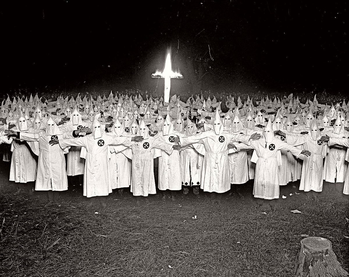 a history of the kkk or ku klux klan The ku klux klan the ku klux klan, better known as the kkk, was started in tennessee in 1866 the people who believed in white pride came together against the advancement of african americans, jews, and other minorities.