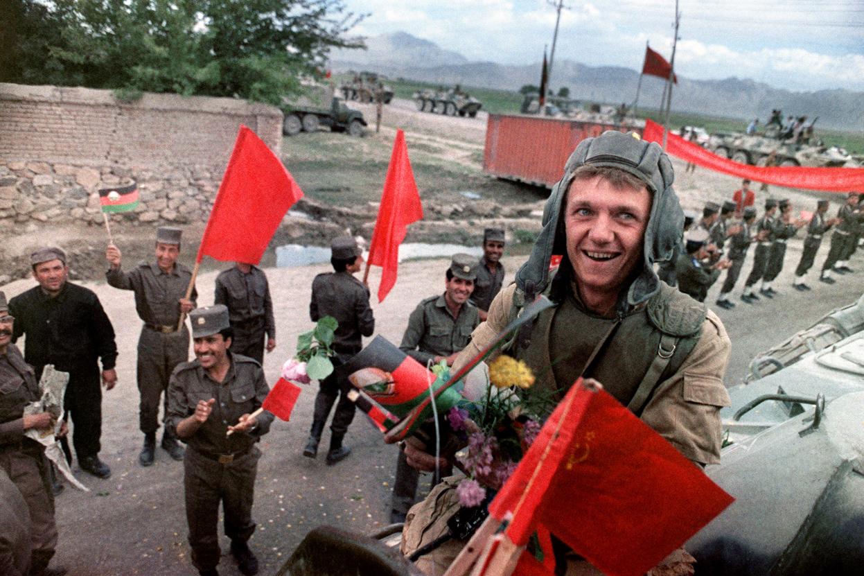 Своими, вывод войск из афганистана 1989 открытки