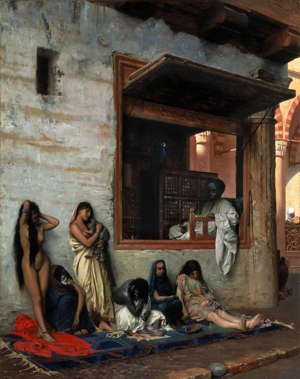 Рабыня и рабовладелец картинки