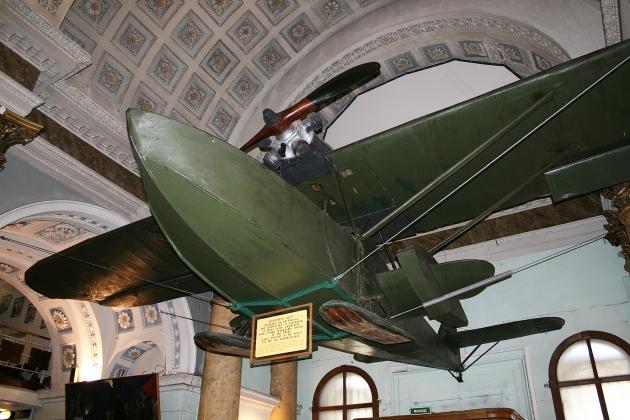 Cамолет Ш-2