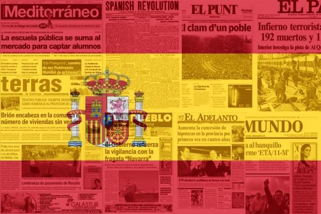 Испания СМИ