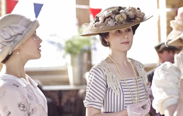 1912 год. Англия