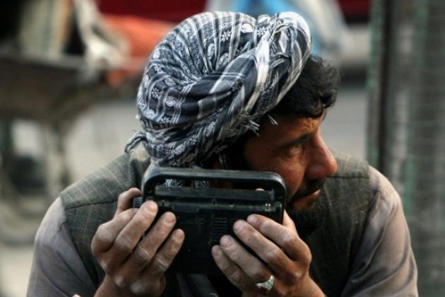 Операция «Антиталибан»: ИГИЛ вещает с военной базы США