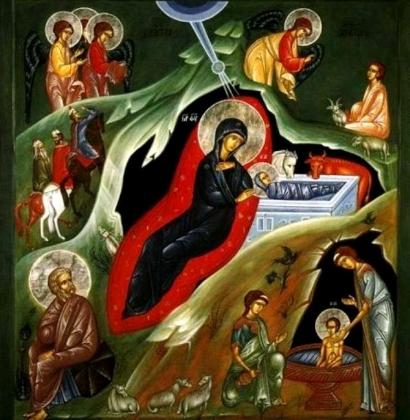 В Рождестве Христовом и мы рождаемся новым человеком