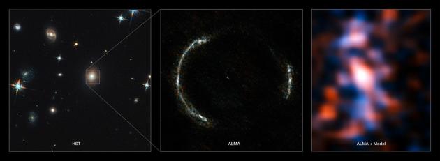 Галактика HATLAS J090311.6+003906