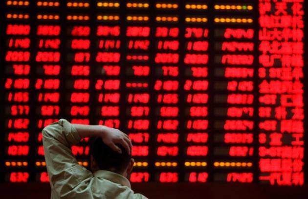 Китай обвалил фондовый рынок США. Кому это выгодно?