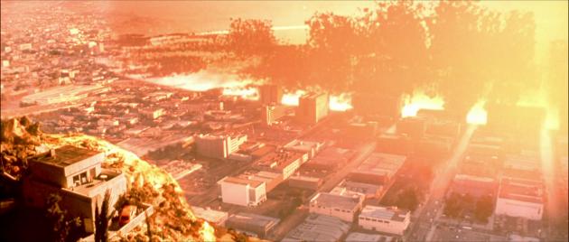 Сцена апокалипсиса
