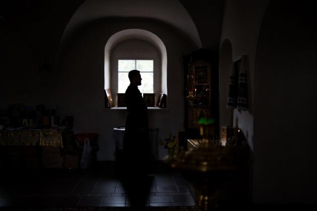 Священник отец Максим (Белоножкин)