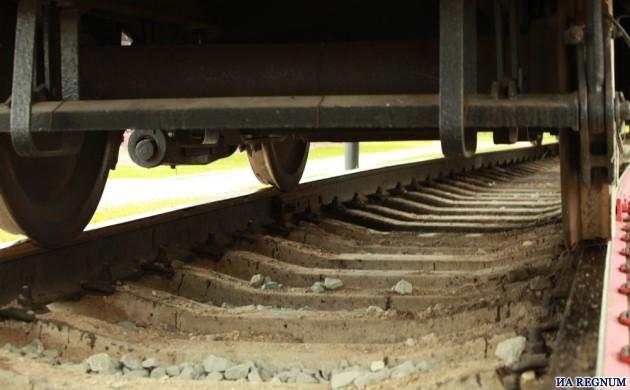 Железнодорожная колея