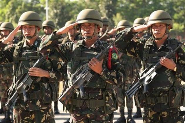 Армия Филиппин