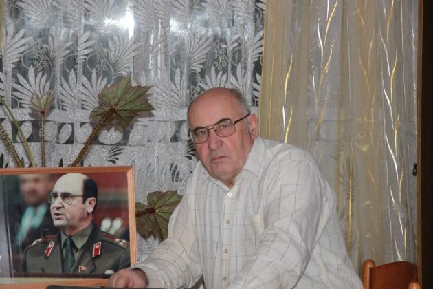 Военный эксперт Николай Петрушенко