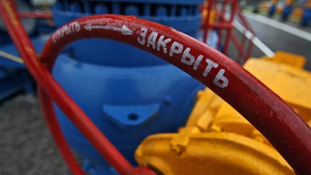 Украина официально отказывается от транзита газа